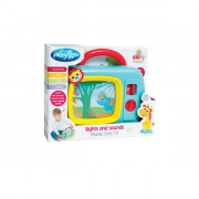 Sights and Sounds Music Box TV - Playgro
