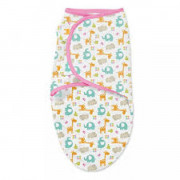 ORIGINAL SWADDLE-PINK JUNGLE