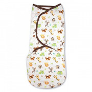 ORIGINAL SWADDLE -GRAPHIC JUNGLE