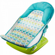 DELUXE BABY BATHER, TRIANGLES STRIPES  - Summer Infant