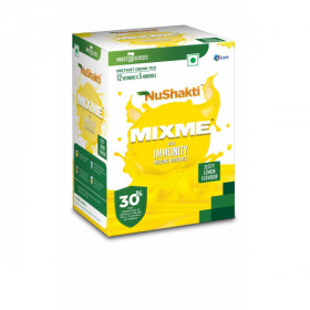 NuShakti Mix Me Zesty Lemon - 10's Pack