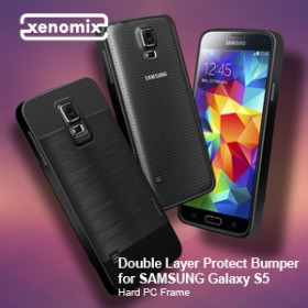 Double Bumper Case Galaxy S5