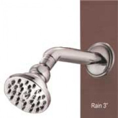 "Shower Rain 3"" Brass"