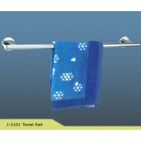 "TOWEL RAIL 24"" JET SERIES"
