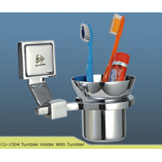 Tumbler Holder With Tum...