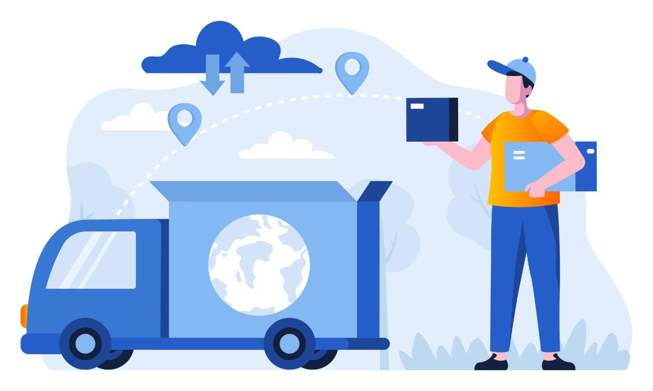 Distribution management on a cloud platform