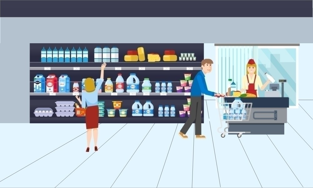 How Supply Chain is Growing The Indian Dairy Market