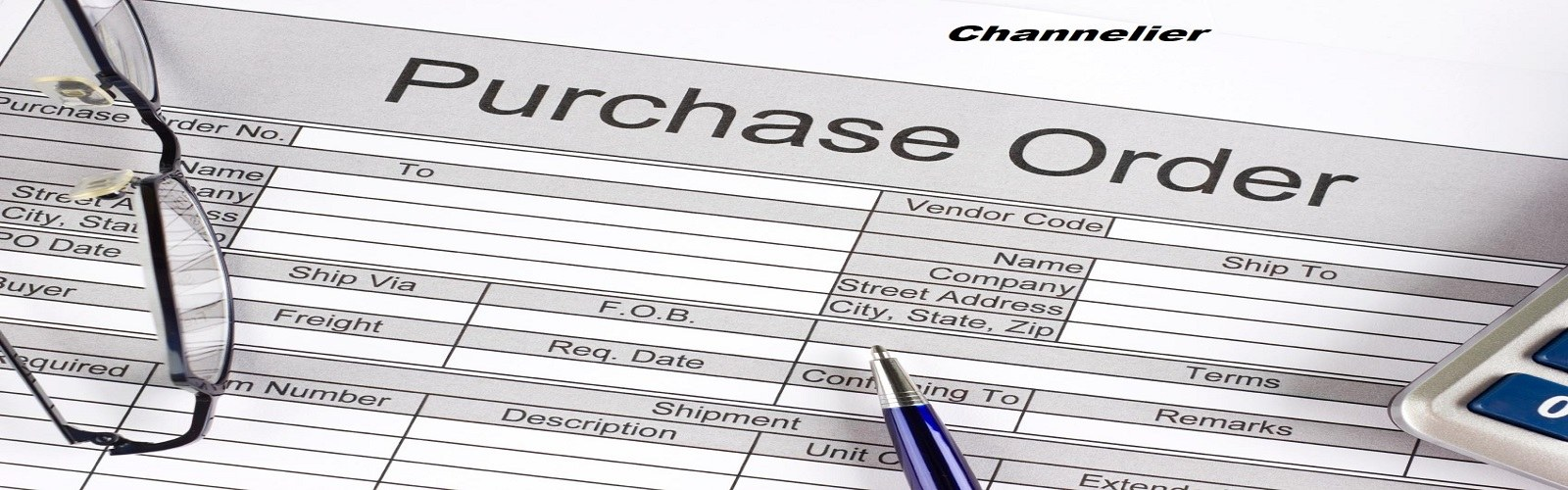Manage vendors and purchase orders effectively